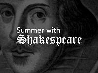 Summer With Shakespeare   A Noise Within