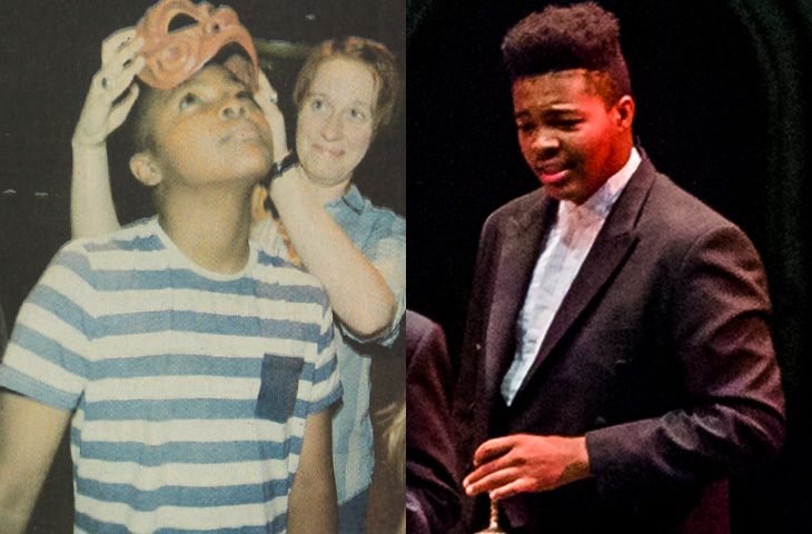 Trivia anw artists who started as students a noise within pictured seven pierce english summer with shakespeare photo by ruth sowby a christmas carol photo by brian feinzimer m4hsunfo