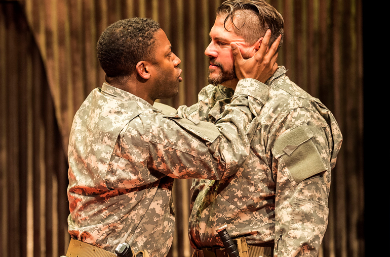 """Give Me the Ocular Proof"""": Doubt and Racism in Shakespeare's Othello"""