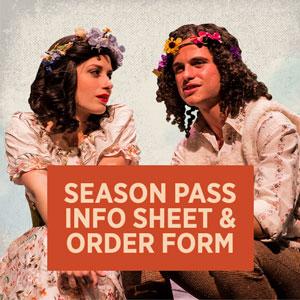 Season Pass Info Sheet and Order Form